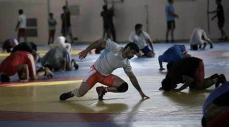 Sushil Kumar opts out of World Championships