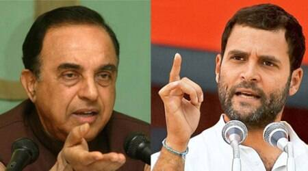 Subramanian Swamy, Rahul Gandhi against Centre on criminal defamation in Supreme Court