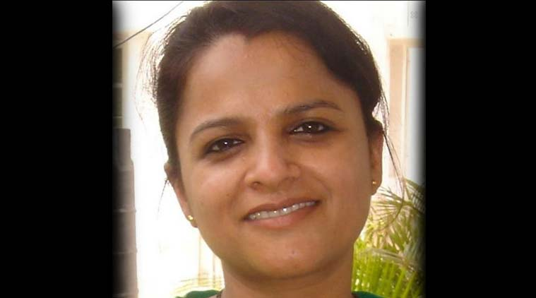 Prabha Arun Kumar, the 41-year old techie, who was brutally stabbed on March 7, 2015.
