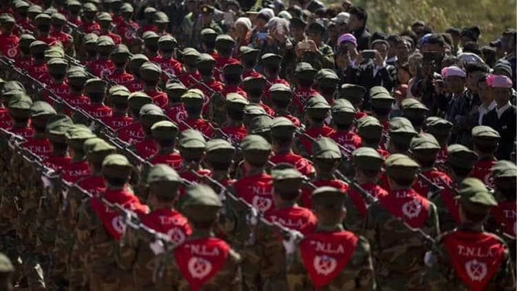myanmar, ceasefire, myanmar minority groups, myanmar minority groups violence, myanmar ceasefire, Ta'ang National Liberation Army, Kokang group, Arakan Army, army, myanmar news, world news