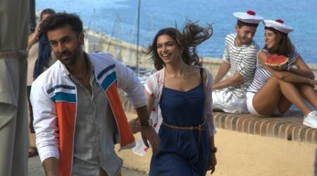 Another look from Deepika Padukone, Ranbir Kapoor's 'Tamasha'