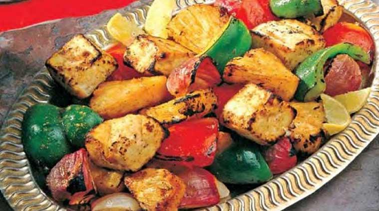 Tandoori Chaat recipe