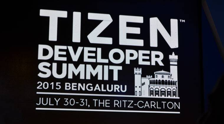 Samsung, Tizen, Tizen Developer Summit, Tizen Developer Summit Bengaluru, Bengaluru, Developers, Tizen OS, OS of Everything, Tizen smartphones, Tizen wearables, Tizen TVs, Samsung Consumer appliances, Samsung Z1, Samsung Gear S, smartphone, tech news, gadget news, mobile news, technology
