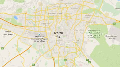 5.5 magnitude earthquake hits Iran; no reports of damage