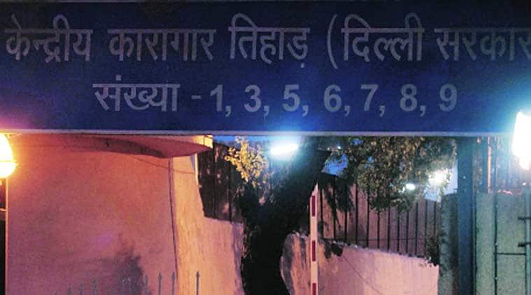 Tihar, Tihar jail, Tihar jail jail break, Tihar jail inmates escape,  Tihar jail inmates javed, Tihar jail javed nabbed, Tihar inmates escape, Tihar jail authorities, Tihar inmates, Tihar latest news, Delhi news, NCR news, India news, latest news, Indian Express
