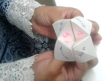 Friendship on paper: Remember these games from childhood?