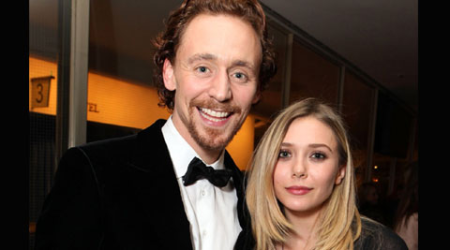 Tom Hiddleston, Elizabeth Olsen enjoy date