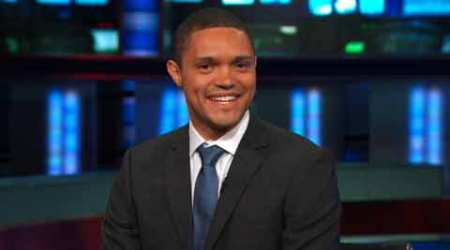 Trevor Noah not nervous about taking on 'The DailyShow'