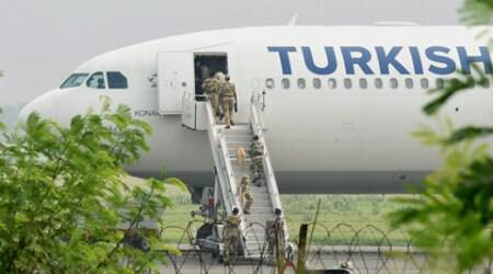 Turkish Airlines flight from NYC to Istanbul diverts to Canada after bombthreat
