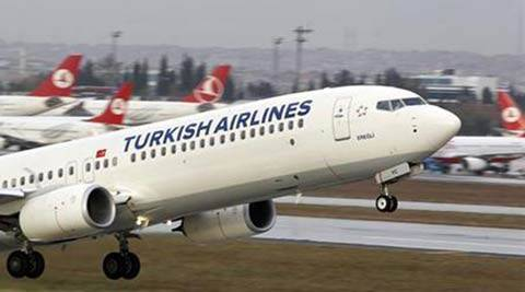turkish airlines emergency landing, turkish airlines emergency landing at IGI Airport, emergency landing at IGI Airport, turkish airlines, turkish airlines delhi, turkish airlines emergency landing today