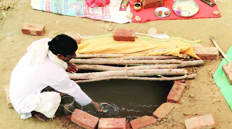 Can you make a river come alive? The long, dry quest to find the Saraswati