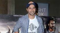 Varun Dhawan off to Hyderabad for 'Dilwale' final schedule