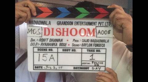 varun dhawan, dishoom, john abraham, jacqueline fernandez, rohit dhawan, sajid nadiadwala, varun dhawan movies, varun dhawan upcoming movies, entertainment news