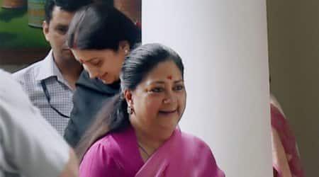 Vasundhara Raje, rajasthan, Rajasthan chief minister, Rajashthan police, women constables,