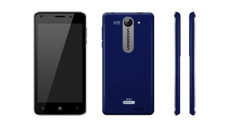 Videocon unveils Z51 Nova+ at Rs 5,799