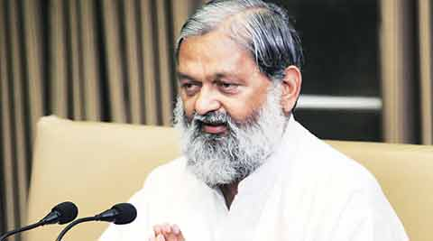 No dept, no govt will ever admit that they were spying: Haryana's Health Minister Anil Vij