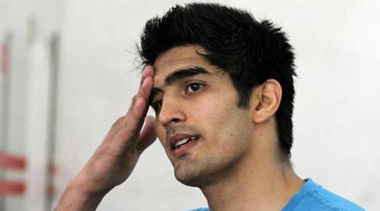 Haryana police had warned of taking action against Vijender if he fails to seek permission from the state government for turning professional. (Source: Reuters)