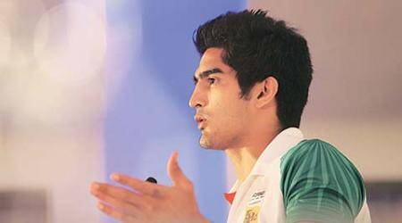 'Vijender said yet to sign contract, only gave consent'