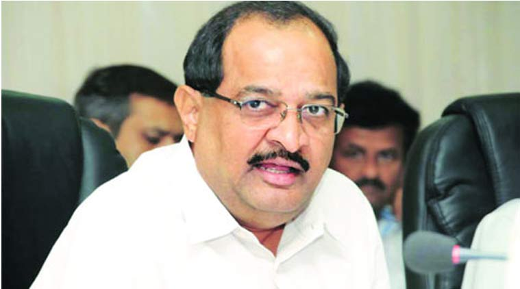 Radhakrishna Vikhe Patil, congress, congress Radhakrishna Vikhe Patil, farm loan, farm loan waiver, maharashtra farm loan waiver, vikhe patel, maharashtra farmers, indian express, india news