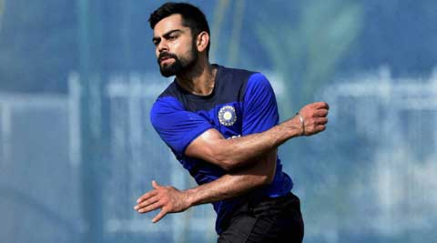 Virat Kohli fails to impress as India 'A' bowled out for 135 on Day 1