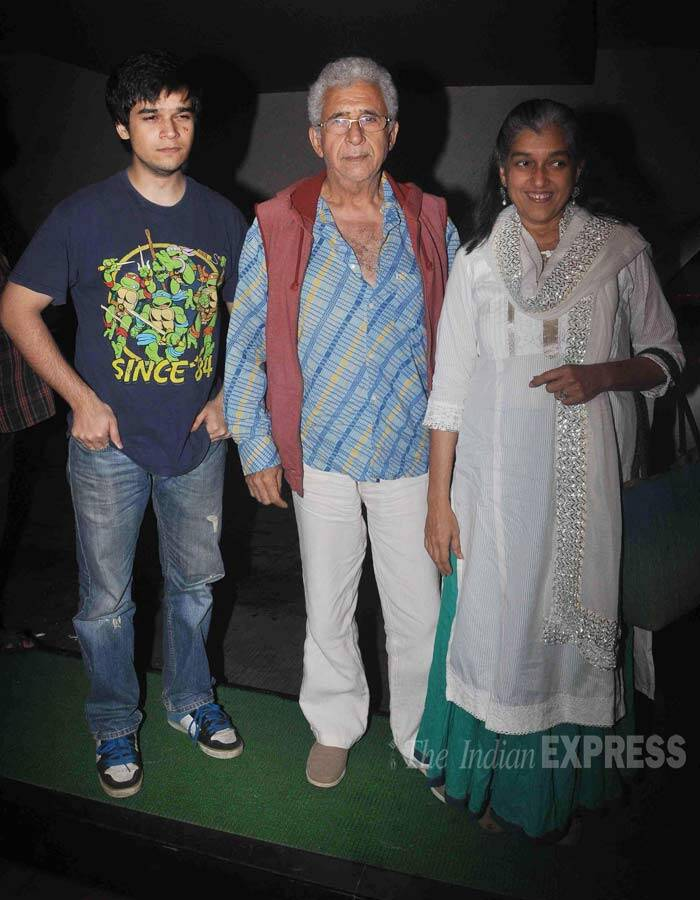 Naseeruddin Shah, Masaan screening, Ratna Pathak, Vivaan