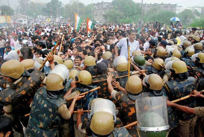 Vyapam Scam, Vyapam Scam Protest, Bhopal, Shivraj Singh Chouhan, Madhya Pradesh, Congress Youth Activists, Vyapam Scam Shivraj Chouhan, Shivraj Singh chouhan Vyapam Scam, Congress Protest Over Vyapam Scam, Vyapam Scam News