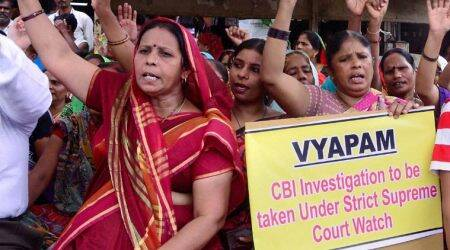 CBI files charge sheet against 592 people in Vyapam scam case