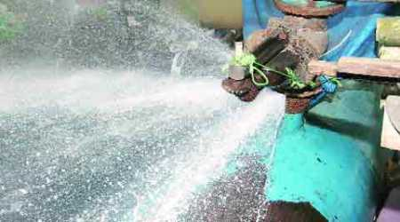 BMC starts mapping areas with high levels of watercontamination