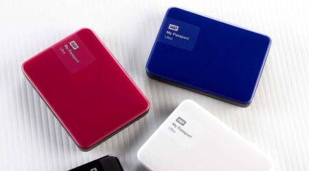 Western Digital, WD My Passport hard drive, Western Digital portable hard drive, portable hard drives, technology news
