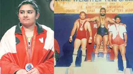 Harnek Sanghera, Prabdeep, anti-Sikh riots, anti-Sikh clashes, Indira Gandhi assassination, Indira Gandhi, Asian Weightlifting Championship, Pan American Games, Canadian weightlifing, indian express