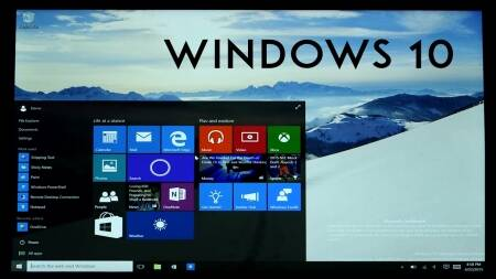 Microsoft Windows 10 First Impressions