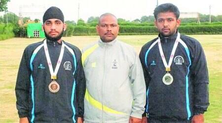 2 wushu players bring home medals from Georgiaevent