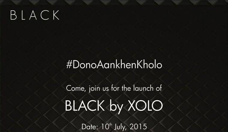 XOLO Black, Black by XOLO, XOLO black price, XOLO black launch