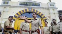 Maharashtra police makes elaborate security arrangements