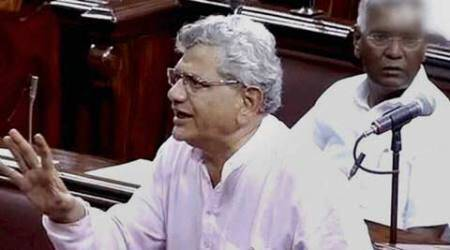 monsoon session, parliament session, parliament logjam, parliament deadlock, CPIM Parliament session, yechury, sitaram yechury, BJP govt, odi govt, Lalit Modi row, Sushma swaraj, vasundhara raje, india news, latest news