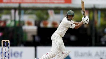 Twin tons put Pakistan in strong position against Sri Lanka