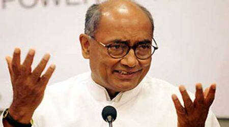 Surprising that Muzaffarnagar riots report did not hold BJP MP, MLA responsible: Digvijaya Singh