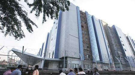 Unpaid property tax: BMC seals Seven Hills Hospital's offices