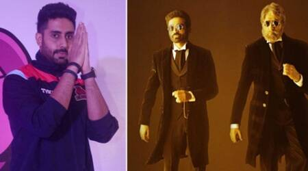 Abhishek Bachchan blames 'Shamitabh' failure on its budget
