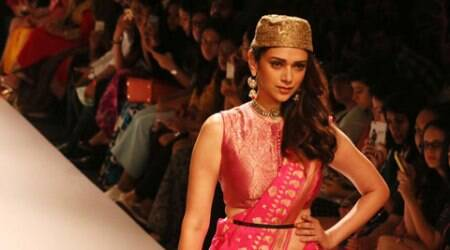 I prefer Indian designers over international names: Aditi