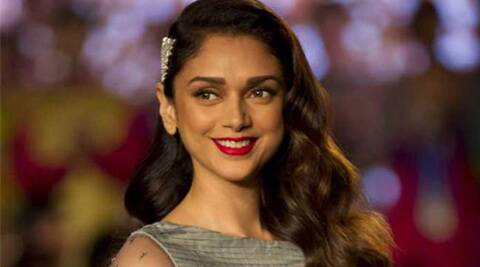 Fashion is 'timeless' for Aditi Rao Hydari