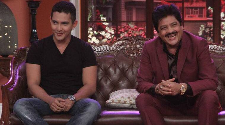 Learnt everything about music from my father: Aditya Narayan |  Entertainment News,The Indian Express