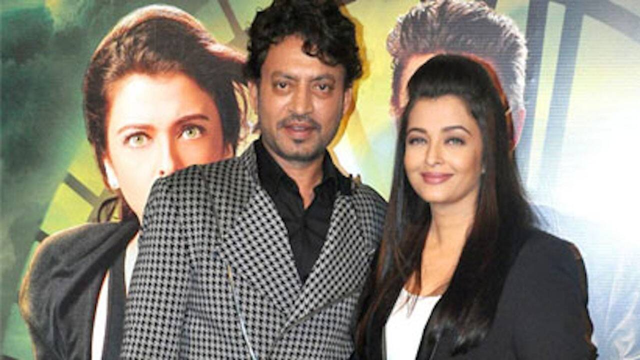 Aishwarya Rai Bachchan unveils Jazbaa trailer, Irrfan says will be happy to be sidelined by Ash