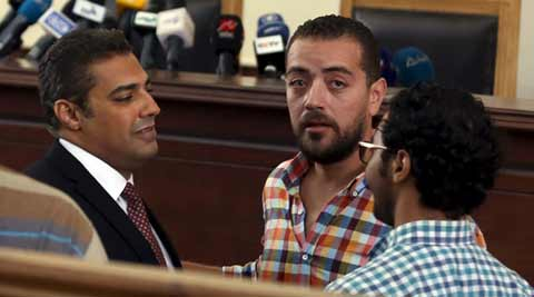 Egypt summons British ambassador over Al-Jazeera journalists' verdict comment