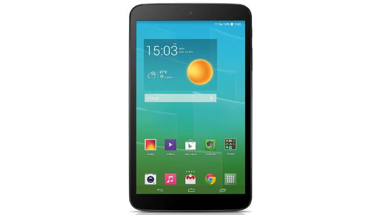 Alcatel OneTouch launches POP 8S tablet in India priced at Rs 10,499