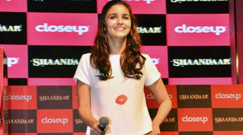 Alia Bhatt never makes the first move with guys