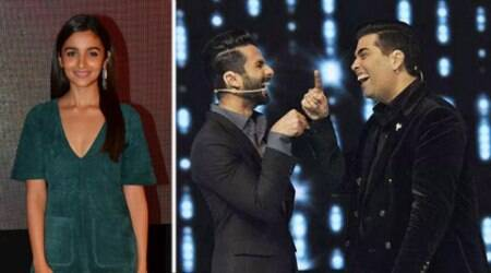 When Alia surprised Shahid and KJo with her presence in 'Jhalak Dikhhla Jaa'