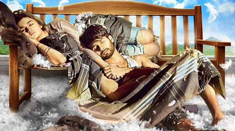 Shahid Kapoor, Alia Bhatt sleep hand-in-hand as they wait for 'Shaandaar' first look