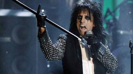 Being an alcoholic was an education: Alice Cooper