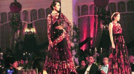 Memory of Eden: Varun Bahl presented 'The Song of the Flower' atAIFW